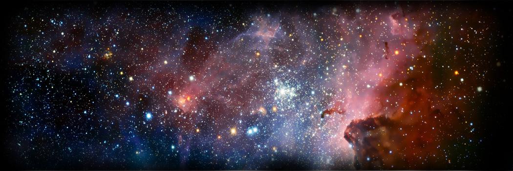 Universul, fascinant si fara frontiere...